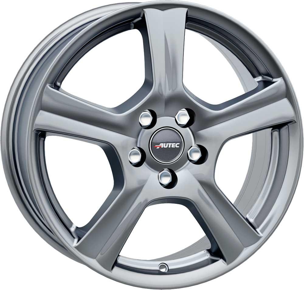 Llantas Autec IONIK 7.5x17 ET40 5x112 SIL para Mercedes-Benz A B C CLA E GLA GLC