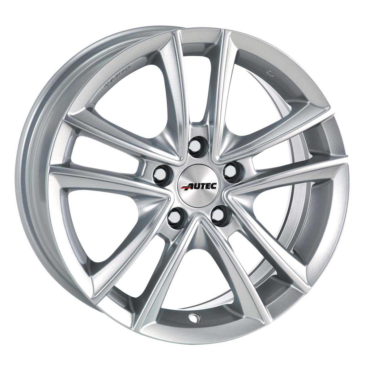 Jantes Autec YUCON 6.5x15 ET45 5x114,3 SIL pour Nissan Almera