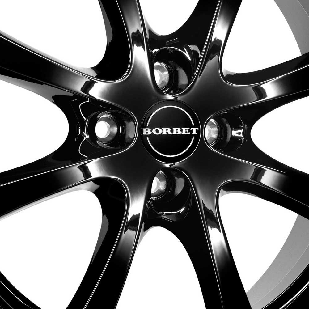 4 Stahlfelgen Alcar 130700 7.0x16 ET44 5x108 für Peugeot 308
