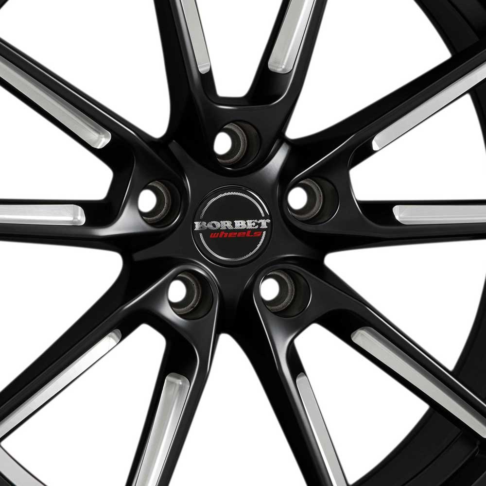 4-Borbet-Wheels-LX-8-0x19-ET49-5x112-SWMP-for-Mini-Clubman-Countryman thumbnail 2