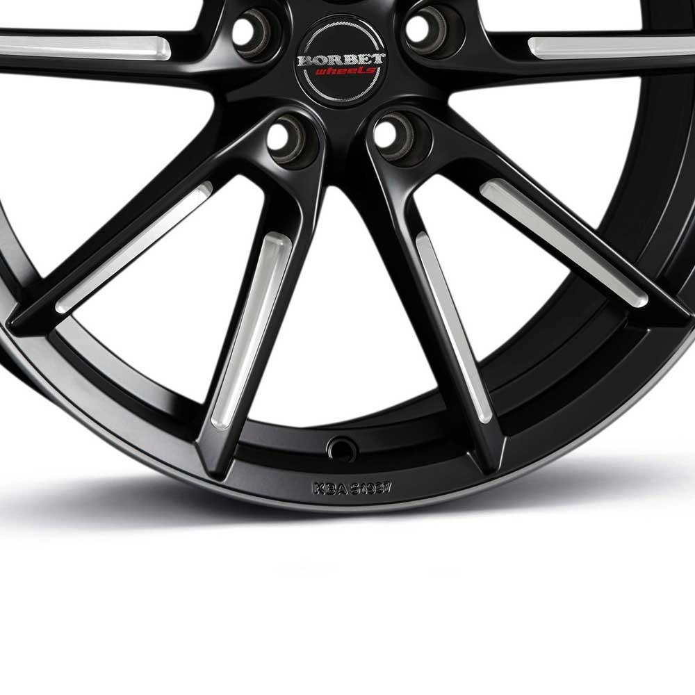 4-Borbet-Wheels-LX-8-0x19-ET49-5x112-SWMP-for-Mini-Clubman-Countryman thumbnail 3